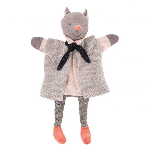Marionetta gatto Le Galant Moulin Roty