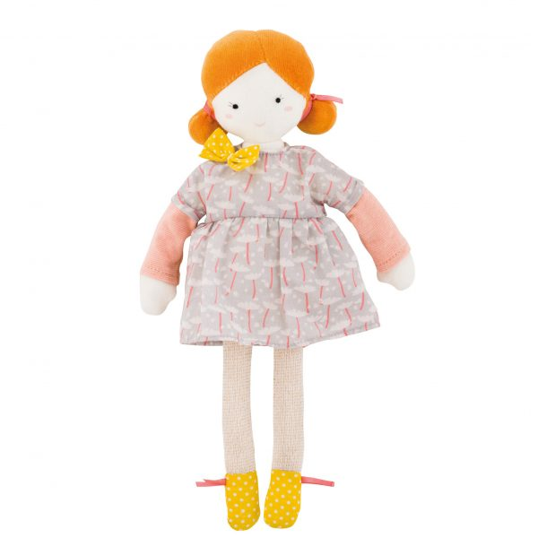 Bambola Mademoiselle Blanche Moulin Roty