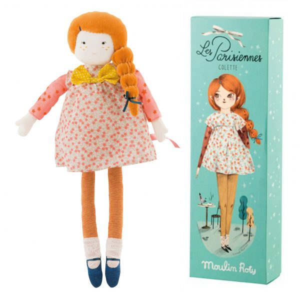 Bambola Mademoiselle Colette Moulin Roty