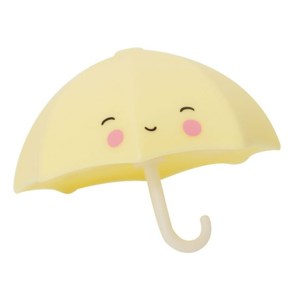 Gioco bagnetto ombrellino giallo