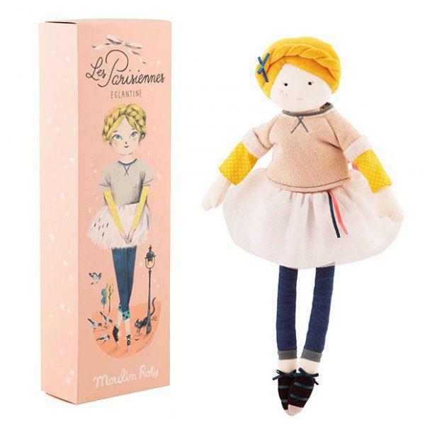 Bambola Mademoiselle Eglantine Moulin Roty