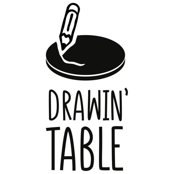 DRAWIN TABLE