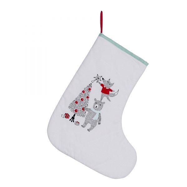 Calza di Natale Woodland Bloomingville
