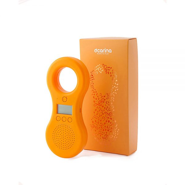 Lettore MP3 e registratore 4GB per Bambini giallo Ocarina