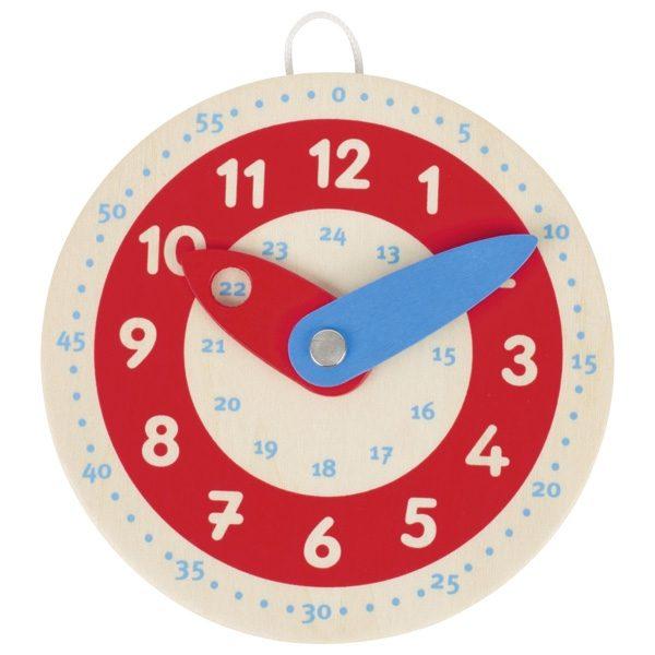Orologio piccolo imparo le ore Goki