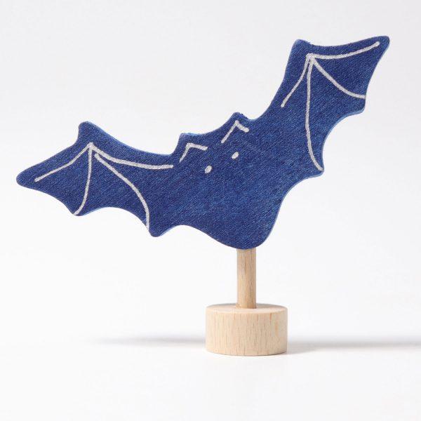 Figura decorativa legno pipistrello Grimm's