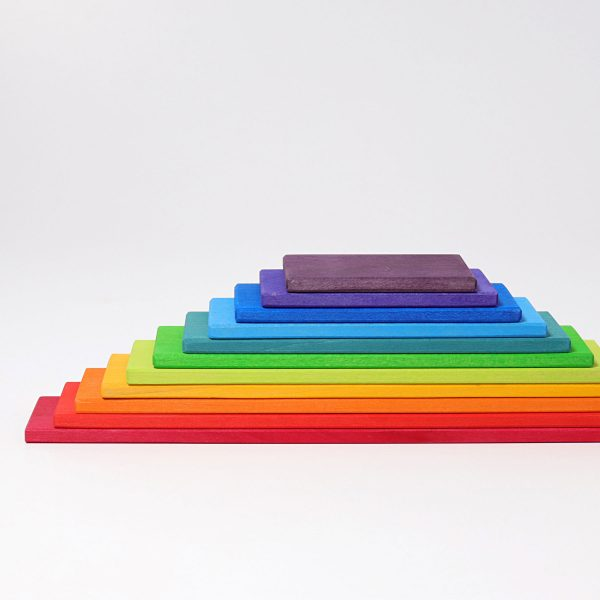 Listelli arcobaleno - Building Boards Grimm's