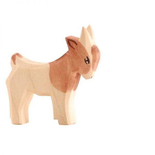 Figura legno capretta - Ostheimer
