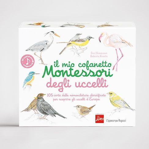 il-mio-cofanetto-montessori-degli-uccelli-ippocampo-edizioni