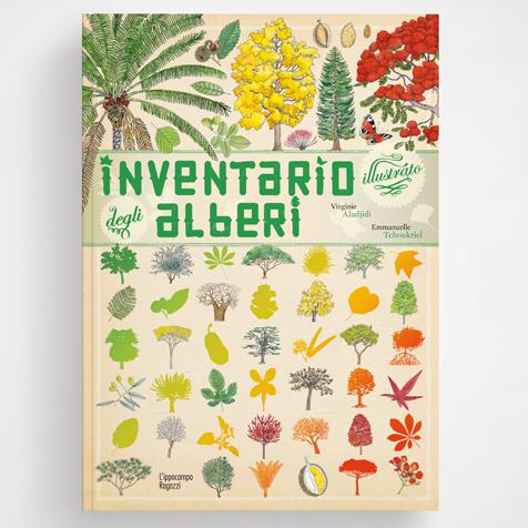 Inventario illustrato degli alberi Ippocampo Edizioni