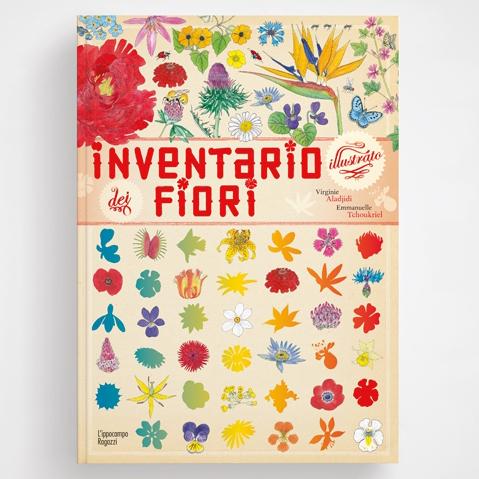 Inventario illustrato dei fiori Ippocampo Edizioni