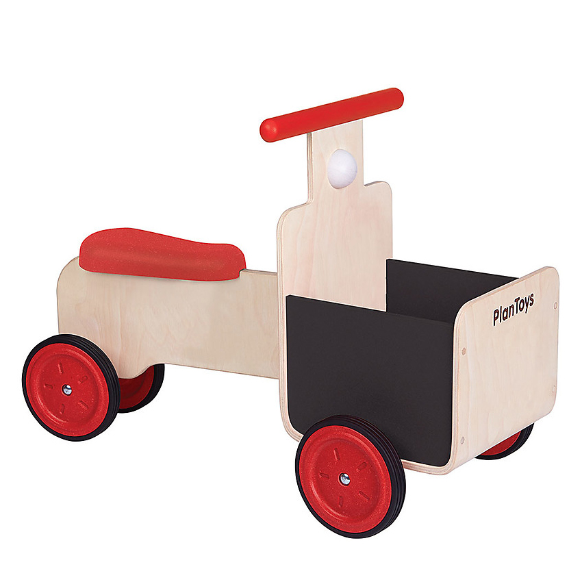 Cavalcabile Delivery Bike Plan Toys