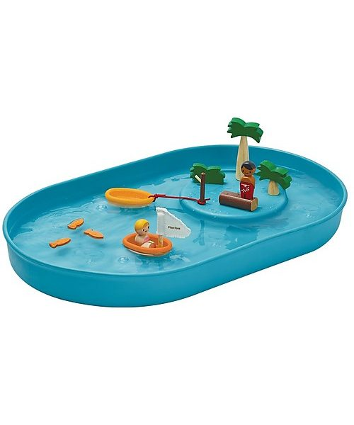 Gioco bagnetto vasca Water play set Plan Toys