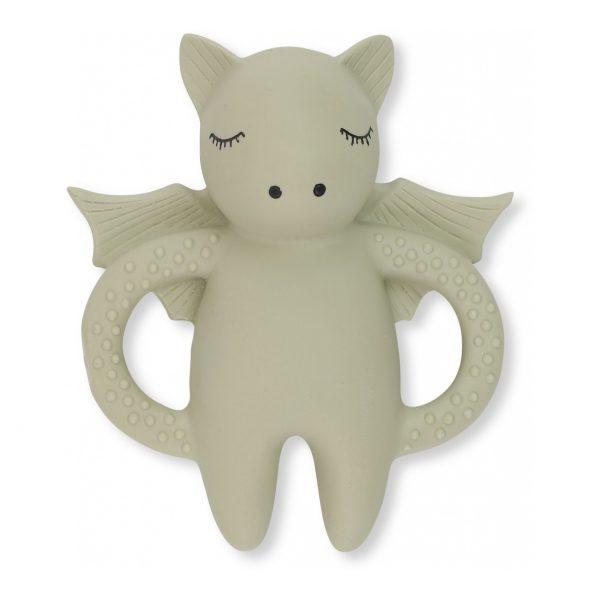 Mini Pipistrello da dentizione gomma Konges sløjd