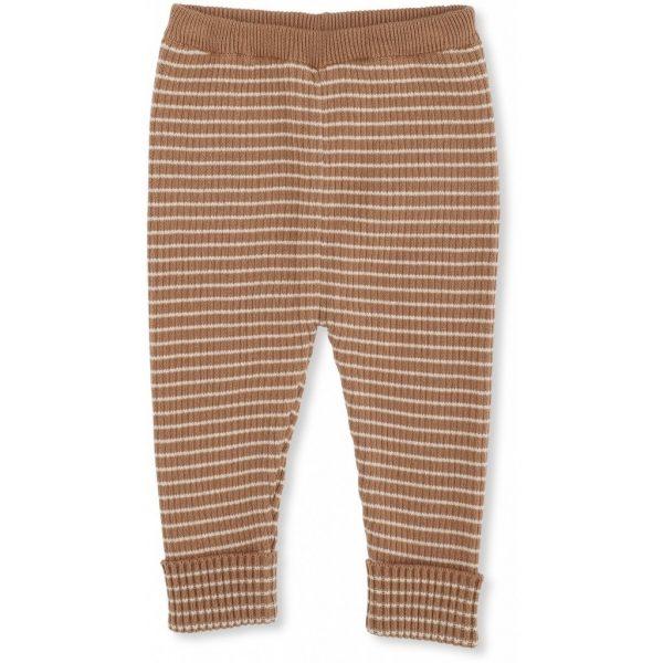Pantaloni Meo knit SAHARA-RICE Konges sløjd