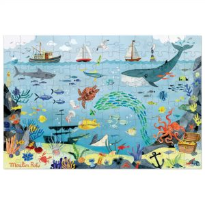 Puzzle L'Oceano Le Jardin Moulin Roty