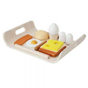 Set Menu colazione su vassoio Plan Toys