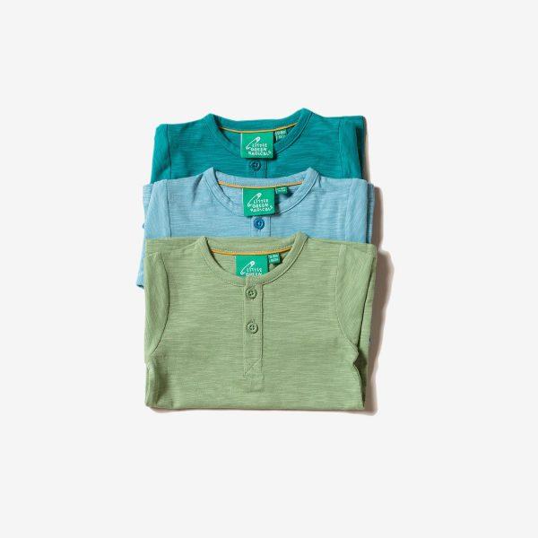 Set T-shirt Tris Everyday Little green Radicals