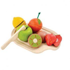 Set frutta da tagliare Plan Toys