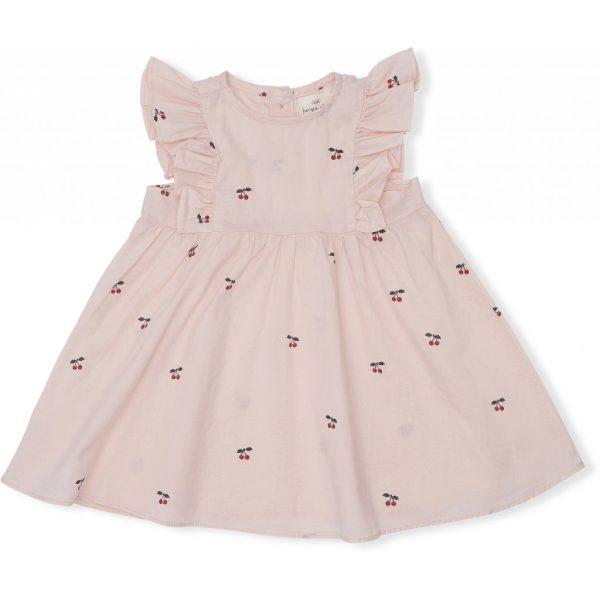Vestito-Emily-dress- CHERRY-Konges-sløjd