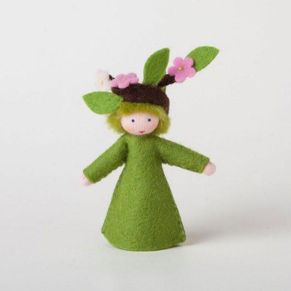 Figura Waldorf Fata Blooming Branch Ambro-dolls