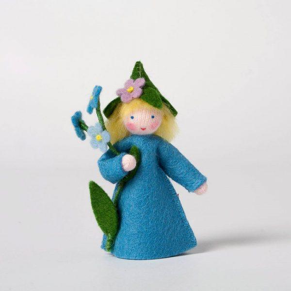 Figura Waldorf Fata Forget-me-not Ambro-dolls