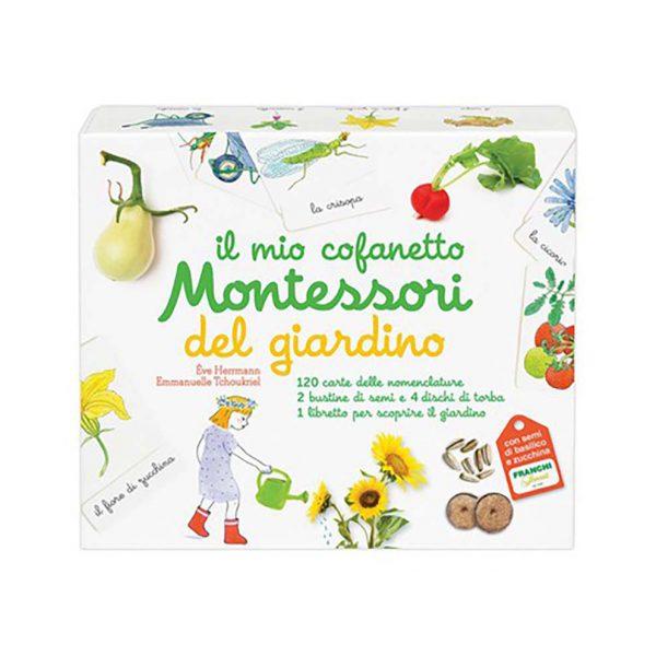 Il mio cofanetto Montessori del giardino Ippocampo Edizioni