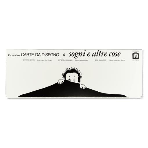 Carte da disegno sogni e altre cose - Corraini Edizioni