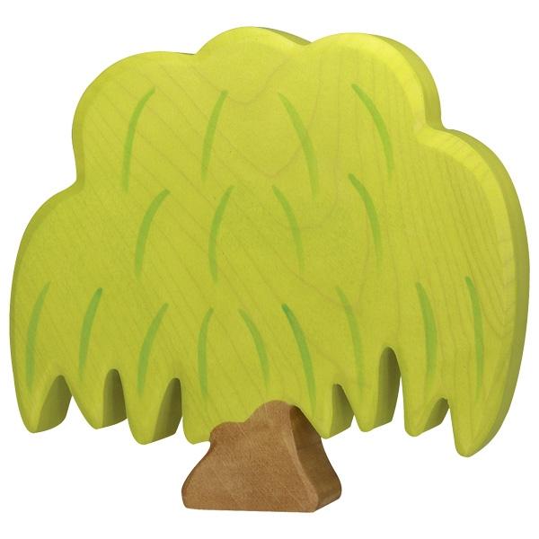 Figura legno Albero Salice - Holztiger