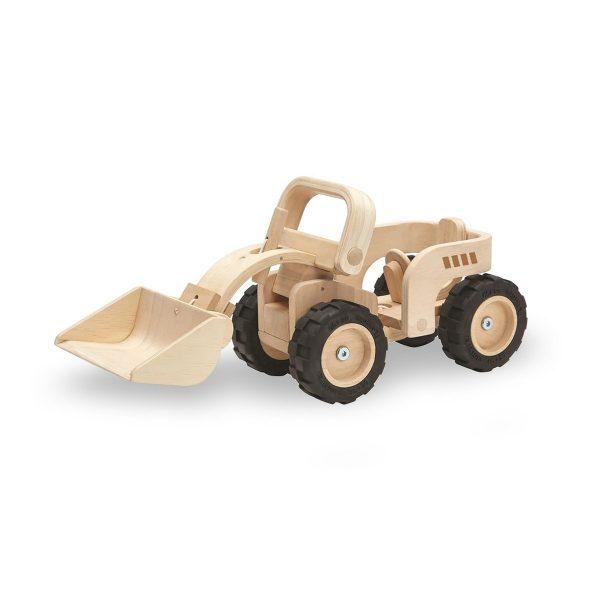 Ruspa in legno edizione speciale Plan Toys