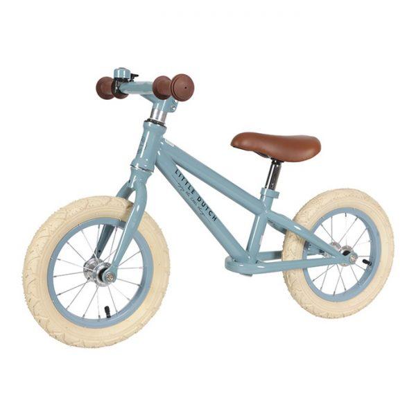 Balance bike blue Little Dutch