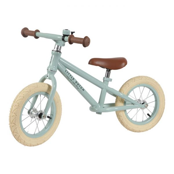 Balance bike mint Little Dutch