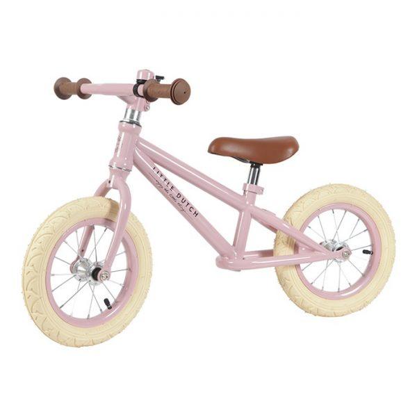 Balance bike pink Little Dutch