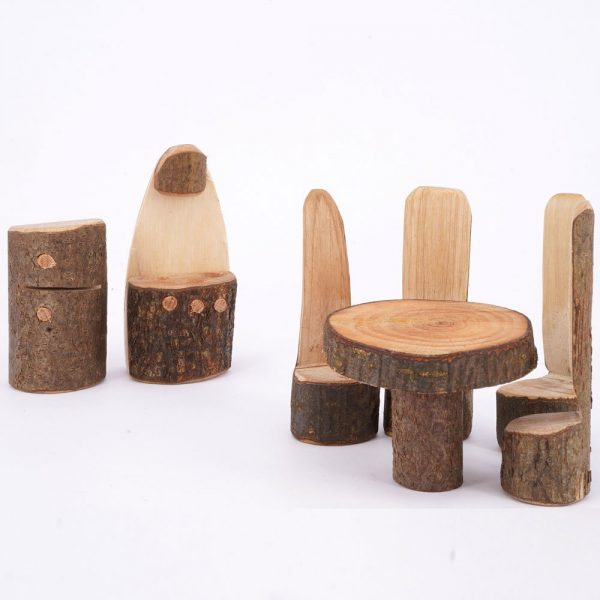 Set arredi casa sull'albero Cucina Magic Wood
