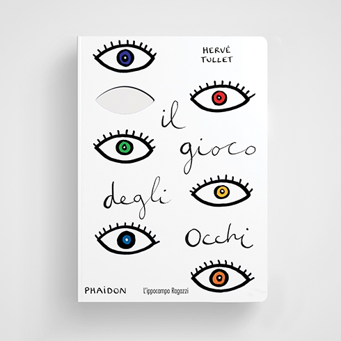 Il gioco degli occhi Ippocampo Edizioni
