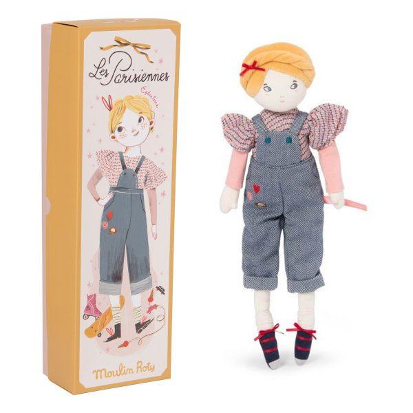 Bambola Mademoiselle Eglantine New Moulin Roty