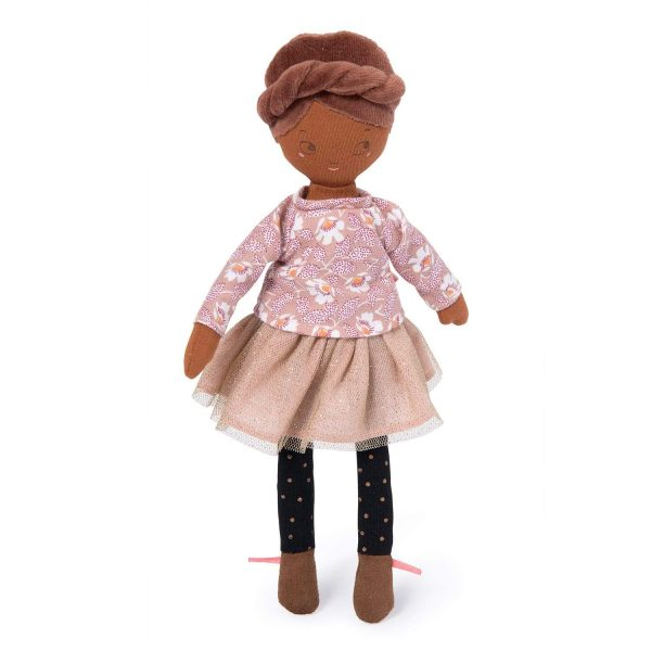 Bambola Mademoiselle Rose Moulin Roty