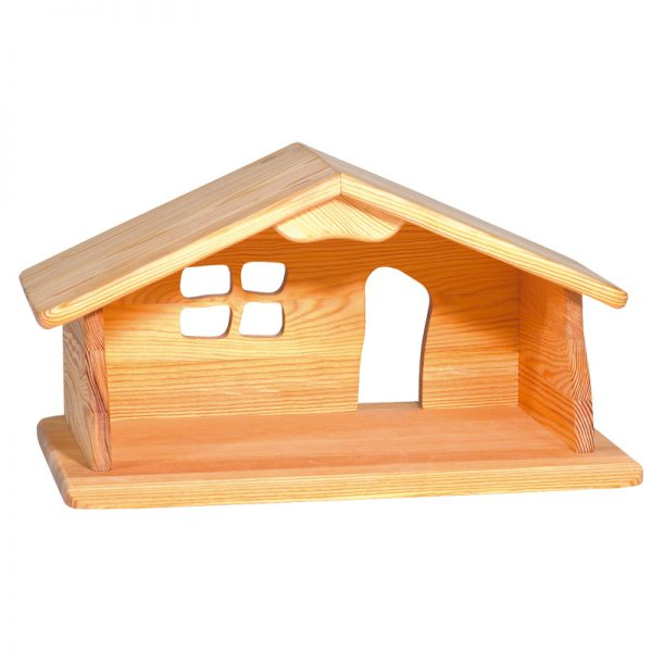 Casa in legno massello grande Ostheimer