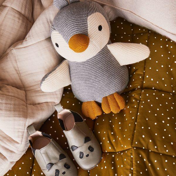 Pupazzo a maglia Pearl penguin Artic friends LIEWOOD