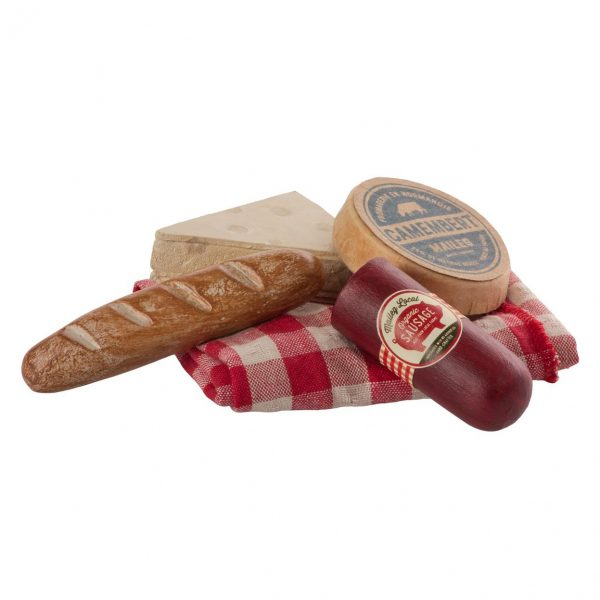 Set gioco vintage picnic con telo Maileg