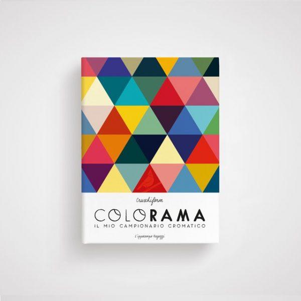 Colorama - Il mio campionario cromatico Ippocampo Edizioni