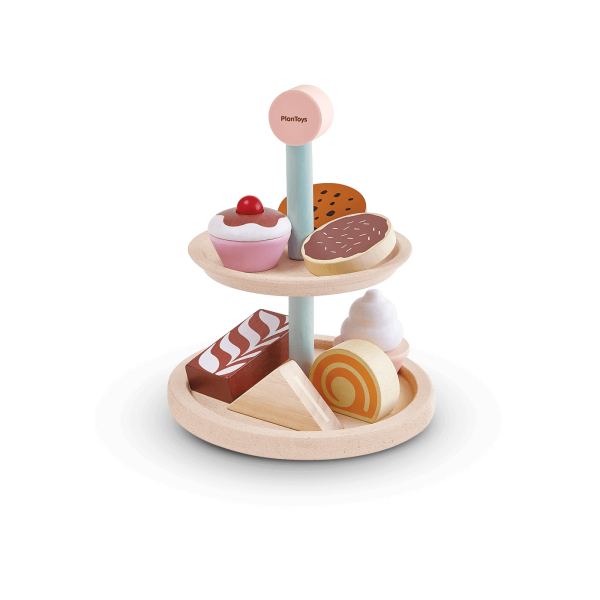 Set gioco di ruolo Bakery stand set Plan Toys