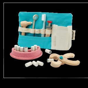 Set gioco di ruolo Dentist set Plan Toys
