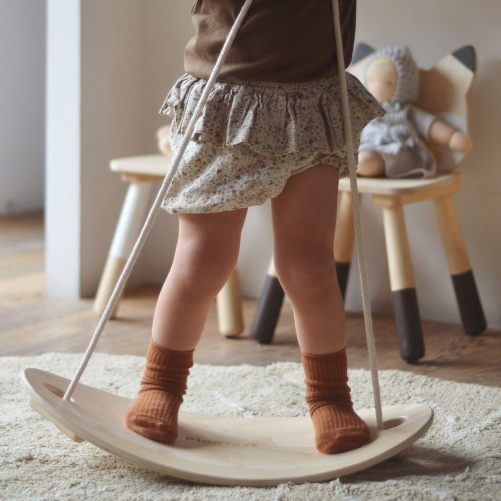 Tavola del equilibrio - balance board Plan Toys