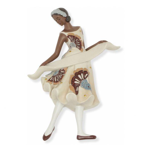Decorazione Natale Ballerina personalizzabile 2020 Konges sløjd