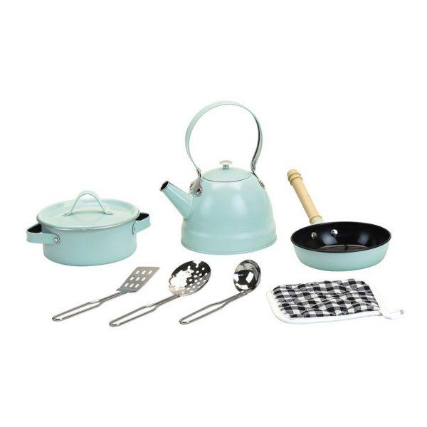 Set da cucina vintage cooking set Vilac