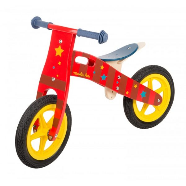 Bici senza pedali Les Zig et Zag Moulin Roty
