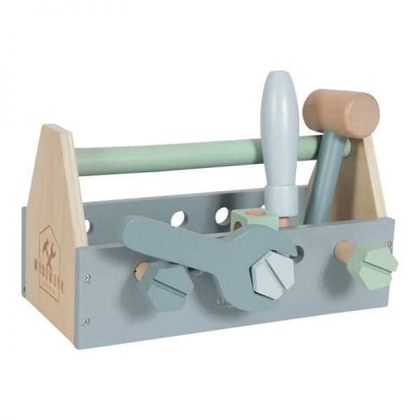 Cassetta degli attrezzi toolbox Little Dutch