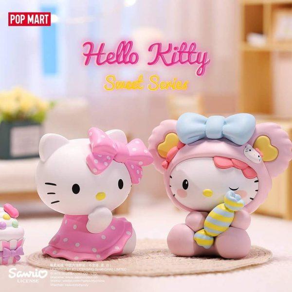 Figura in vinile Hello Kitty sweet - blind box Pop Mart