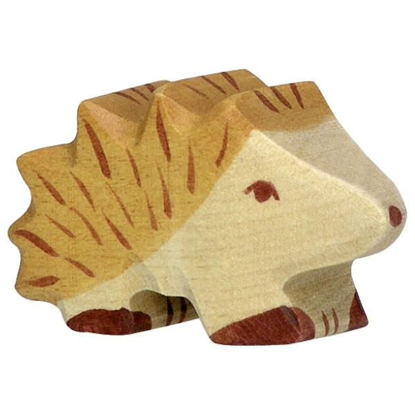 Figura legno procospino piccolo - Holztiger